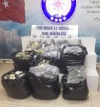 Hatay'da Uyuşturucu Operasyonlarında 6 Kişi Tutuklandı