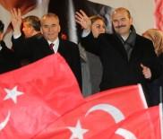 İçişleri Bakanı Soylu Ve Başkan Zolan'dan Rabia