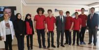 EĞİTİM YILI - İhlas Kolejine Model Birleşmiş Milletler Konferansı'nda En İyi Delege Ödülü Verildi