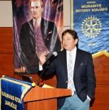 FEDERASYON BAŞKANI - Kadıbeşegil Rotaryenlere Halkla İlişkileri Anlattı