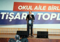 İSTİŞARE TOPLANTISI - Kadir Topbaş Açıklaması 'Vagonların Beyinleri Konusunda Türkiye'de İlk Defa 3'Üncü Aşamaya Geldik'