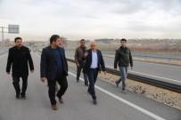 ERTUĞRUL ÇALIŞKAN - Karaman'da Mut Köprülü Kavşakta Çalışmalar Yeniden Başlıyor