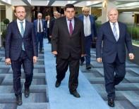 KÜLTÜR BAKANı - KKTC Milli Eğitim Ve Kültür Bakanı Berova'dan, Başkan Sekmen'e Ziyaret