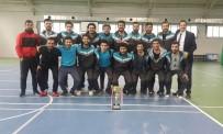 KARATAY ÜNİVERSİTESİ - KTO Karatay Üniversitesi Futsalda Şampiyonluğa Ulaştı
