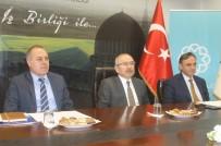 YILMAZ ALTINDAĞ - Mardin'de 10 Milyonluk Projeler İçin Protokol İmzalandı