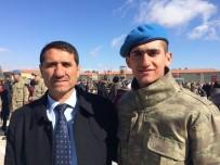 Mardinli Asker Çocuğuna Şehit Kaymakamın İsmini Verdi