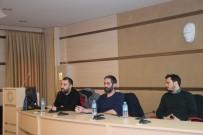 MİMARLAR ODASI - Mimarlık Ve Tasarım Fakültesi'nden ''Yarışma Yoluyla Mimarlık'' Semineri