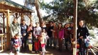 ŞELALE - Nazilli'de Kreş Öğrencileri Ve Belilerle Buluştu