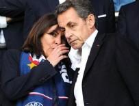 NİCOLAS SARKOZY - Nicolas Sarkozy Camp Nou stadından atıldı