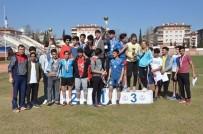 ERTUĞRUL GAZI - Okullar Arası Puanlı Atletizm Yarışmaları Sona Erdi