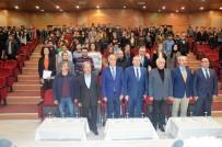 İSTANBUL KÜLTÜR ÜNIVERSITESI - Onyedi Eylül Üniversitesi Mehmet Akif Ersoy'u Andı