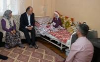 BAĞBAŞı - Pamukkale Belediyesi Vatandaşların İhtiyaçlarını Karşılamaya Devam Ediyor