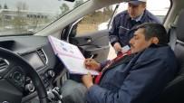 SAĞLIK RAPORU - Polisler Ayaklarına Kadar Geliyor