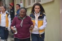 Sinop'ta Yangın Yürekleri Ağza Getirdi