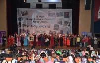 Söyleyecek Sözü Olan Kadınlar 8 Mart'a Damgasını Vurdu