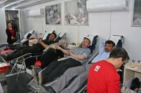 KAN GRUBU - Sungurlu'da Kan Bağışı Kampanyası Başladı