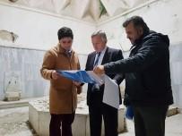 MAHMUT ŞAHIN - Tarihi Şehir Hamamı Müze Oluyor