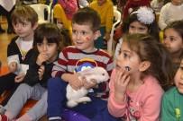HAYVAN SEVGİSİ - Tepebaşı'nda Çocuklara Hayvan Sevgisi Aşılanıyor