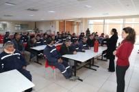 Turgutlu Belediyesi Personeline İş Güvenliği Eğitimi