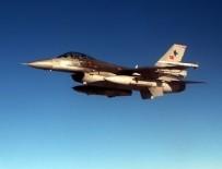 HAVA OPERASYONU - Türk jetleri Kuzey Irak'ta PKK'yı vurdu
