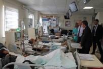 BÖBREK HASTALIĞI - Türkiye'de Her 6-7 Erişkinden Biri Kronik Böbrek Hastası