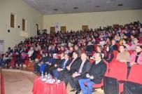 İLYAS ÇAPOĞLU - Üniversite Öğrencileri Tarafından 'İstanbul Efendisi' Adlı Tiyatro Oyunu Sahnelendi