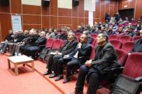 MEHMET NURİ ÇETİN - Varto'da Esnafın Sorunları Masaya Yatırıldı