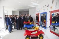 ESNAF ODASı BAŞKANı - Ahlat'ta 'Çocuk Ve Erkek Berber Salonu' Açıldı