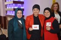 KADINLAR GÜNÜ - AK Partili Kadınlar Referanduma Kadar Sahada Olacak