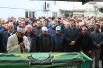 TOLUNAY KAFKAS - Akhisar Belediyespor Şoförünü Son Yolculuğuna Uğurladı