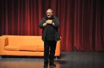 ALI POYRAZOĞLU - Ali Poyrazoğlu 'Ödünç Yaşamlar' Oyunu İle Gebzelilerle Buluştu
