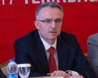 YAPAY ZEKA - Bakan Ağbal Açıklaması 'KDV Kanunu'nda Köklü Değişiklik Yapmak Gerekiyor'