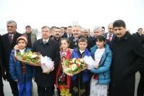 Bakan Ahmet Arslan Ve İsmet Yılmaz Kars'ta
