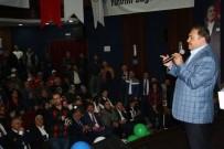EROL AYYıLDıZ - Bakan Eroğlu, İzmir'de 1.6 Milyon Liralık Temel Attı