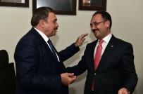 MEHMET ALTAY - Bakan Eroğlu, 'Uşak Belediyesi'nin Dev Projelerine Daima Destek Olacağız'