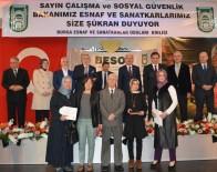 SAĞ VE SOL - Bakan Müezzinoğlu Açıklaması 'Kadının Çalışma Hayatındaki Yerini Yüzde 23'Lerden Yüzde 33'Lere Taşıdık'