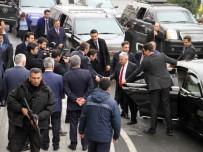 MUSTAFA ATAŞ - Başbakan Binali Yıldırım, AK Parti İstanbul İl Başkanlığı'nda