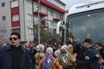 CENGIZ TOPEL - Başbakan Yıldırım'a Balıkesir'de Sevgi Seli