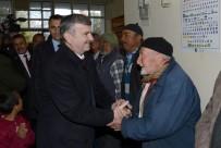 BOSTANDERE - Başkan Akyürek, Seydişehir'de Yatırımları İnceledi