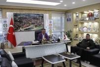 VEZIRHAN - Başkan Duymuş Ve Albay İnce, Vezirhan'ın Güvenliğini Konuştu