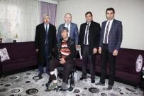 Başkan Şahiner Kaçay Ailesini Sevindirdi
