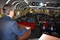 TÜRKIYE İŞ KURUMU - Başkan Şenocak Mesleki Eğitimin Önemine Değindi