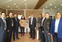 FİNANS MERKEZİ - Bilim Sanayi Ve Teknoloji İl Müdürü Gün Ve Beraberindekilerin OSB Ziyareti