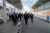 Büyükorhan'a Modern Pazar