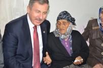 Cami Nöbetinden Kurtulan 82 Yaşındaki Fatma Nineye İkinci Sürpriz