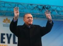 İSTANBUL VALİSİ - Cumhurbaşkanı Erdoğan Açıklaması 'Sen İdama Var Mısın Önce Onu Söyle'