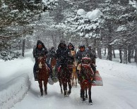 SONBAHAR - 'Dört Mevsim Bolu' Projesinin Kış Filmi Tamamlandı