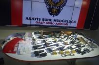 MALVARLIĞI - Edirne'de 'Çete' Operasyonu