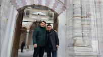 SELIMIYE CAMII - Eşofmanlı Şevket Hocadan 'Ciğerli' Referandum Yorumu