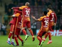 SABRİ SARIOĞLU - Galatasaray, yine son dakikada güldü